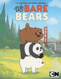 We Bare Bears – Overly Animated Podcast #24