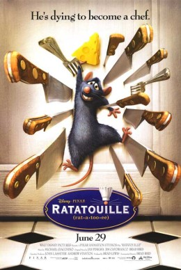 Ratatouille Retrospective – Overly Animated Podcast #6