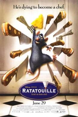 Ratatouille Retrospective – Overly Animated Podcast #6