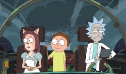 Look Who's Purging Now (Rick and Morty) – Overly Animated Podcast #51