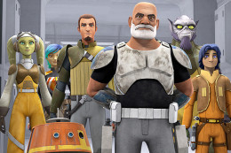 Relics of the Old Republic (Star Wars Rebels) – Overly Animated Podcast #61