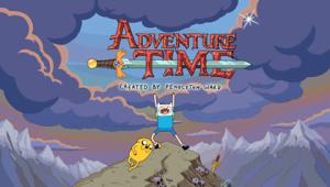 #1:Adventure Time: