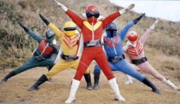 Robo-Retro Part One: Super Sentai, the Groundwork