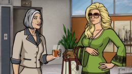 Double Indecency & Liquid Lunch (Archer) – Overly Animated Podcast #166