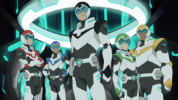 Voltron: Legendary Defender's Premiere is Top Quality Animation with a Generic Story