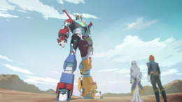 Some Assembly Required (Voltron: Legendary Defender) – Overly Animated Podcast #180
