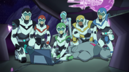 Collection and Extraction (Voltron: Legendary Defender) – Overly Animated Podcast #188