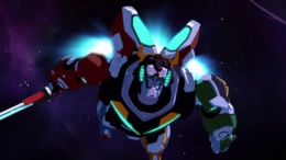 The Black Paladin (Voltron: Legendary Defender) – Overly Animated Podcast #189