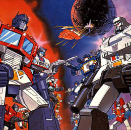 Robo-Retro Part Four: Transformers, the Final Chapter