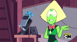 "An Artist™ Critiques Peridot and Lapis' Art From ""Beta"""