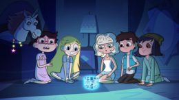 Sleepover & Gift of the Card (Star vs. the Forces of Evil) – Overly Animated Podcast #254