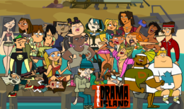 Total Drama Island Retrospective – Overly Animated Podcast #260