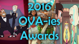 2016 OVA-ies Animation Awards Results – Overly Animated Podcast #297