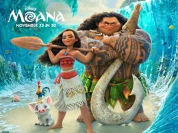 Moana – Overly Animated Podcast #283