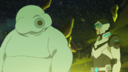 Eye of the Storm & The Ark of Taujeer (Voltron: Legendary Defender) – Overly Animated Podcast #310