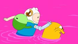 Elements Parts 1&2 (Adventure Time) – Overly Animated Podcast #358