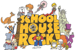 Schoolhouse Rock, People!