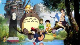 Top 5 Miyazaki Films