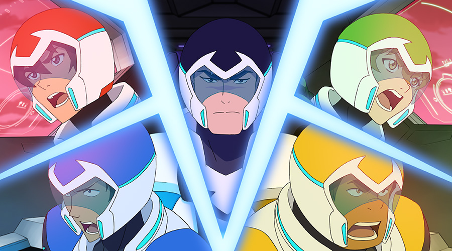 Voltron: Legendary Defender Season 3 Promo React | Overly