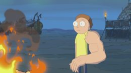 """The Panel for """"Rickmancing the Stone"""" – Rick and Morty"""