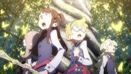 Little Witch Academia Eps 1-3 Recap