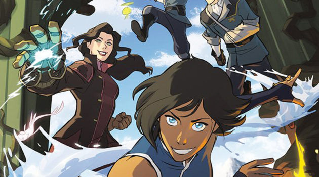"""""""Turf Wars Part One"""" Review – The Legend of Korra"""
