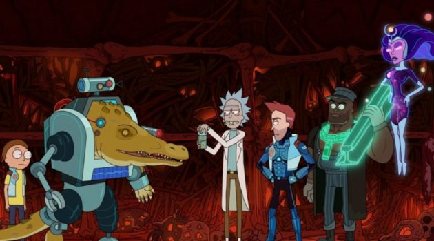 """Vindicators 3: The Return of Worldender"" Recap – Rick and Morty"