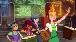 "10 Reasons to Drop Everything and Catch Up on ""Mysticons"""