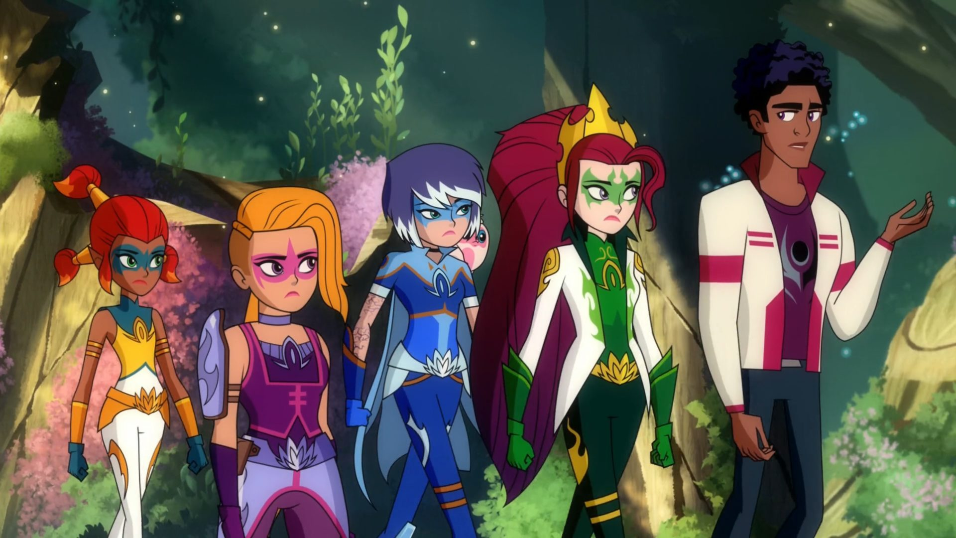 "A Walk In The Park"" Recap – Mysticons Overly Animated"