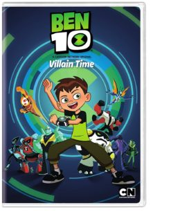 Ben 10 Villain Time Unboxing
