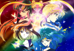 Sailor Moon Infinity Arc Discussion