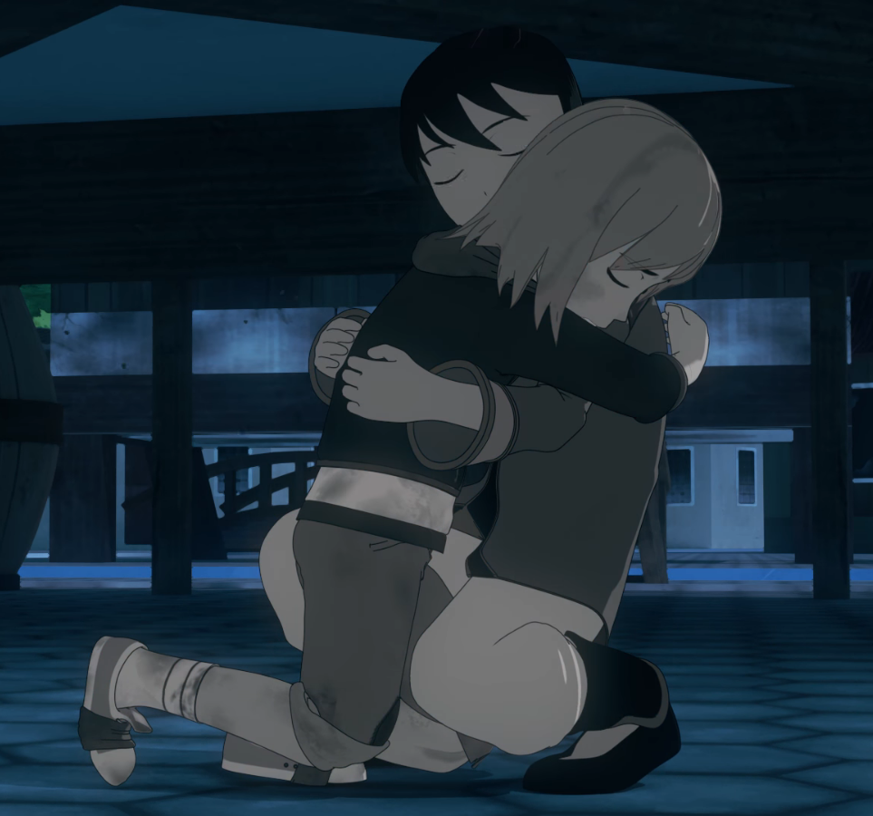 Top 10 RWBY Hugs   Overly Animated Podcast
