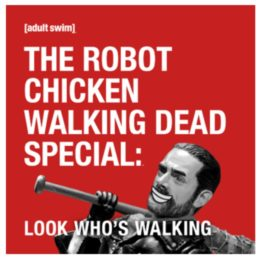 """The Robot Chicken Walking Dead Special"" DVD Review"