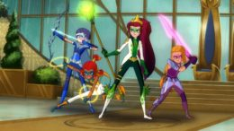 """The Edge of Two Morrows"" Recap – Mysticons"