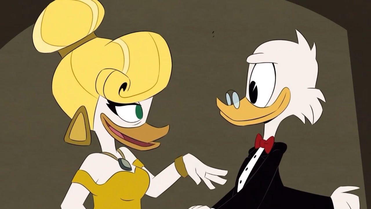 ducktales the secrets) of castle mcduck