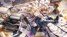 Violet Evergarden Gives You an Excuse to Cry