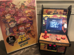 OK KO Mini-Arcade & DVD Unboxing
