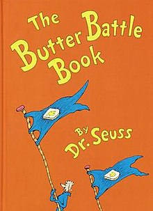 Hidden Gems: The Butter Battle Book