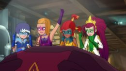 """Heart of Stone"" Recap – Mysticons"