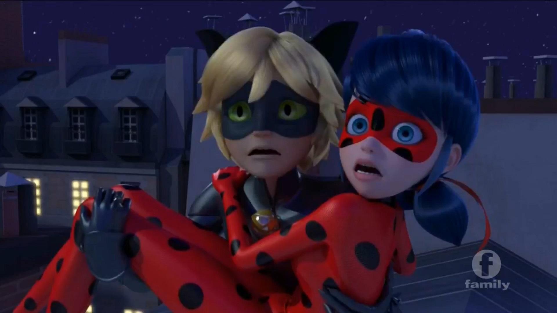 Miraculous Ladybug Christmas Special.Sandboy Recap Miraculous Ladybug Overly Animated Podcast