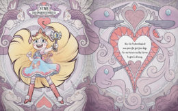 """Star vs. the Forces of Evil: The Magic Book of Spells"" Giveaway"