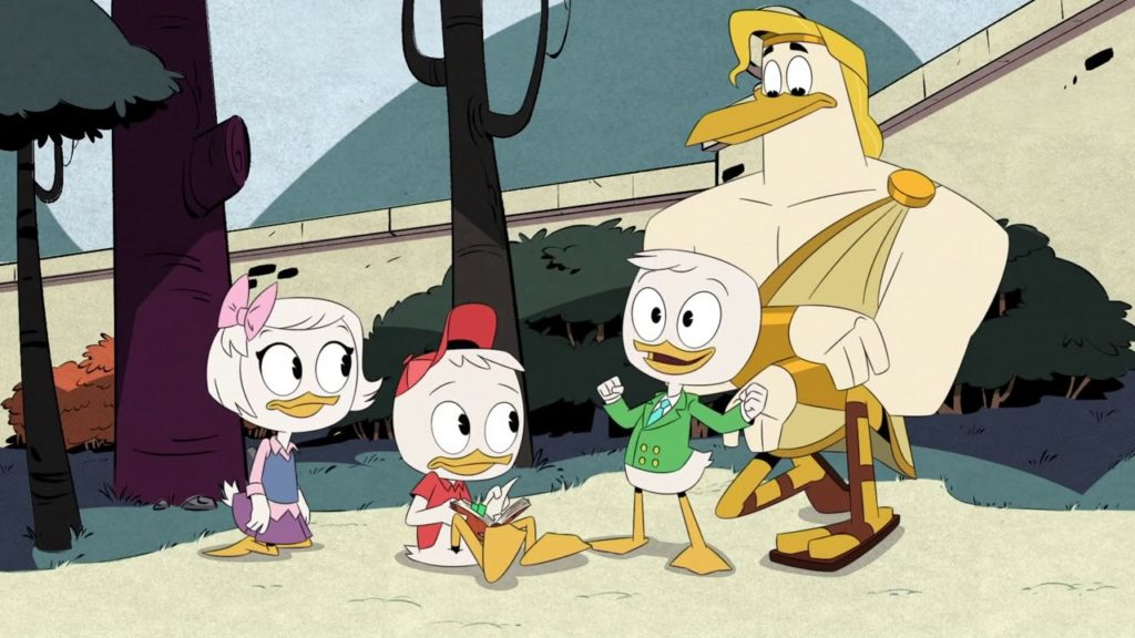 ducktales the last crash of the sunchaser transcript