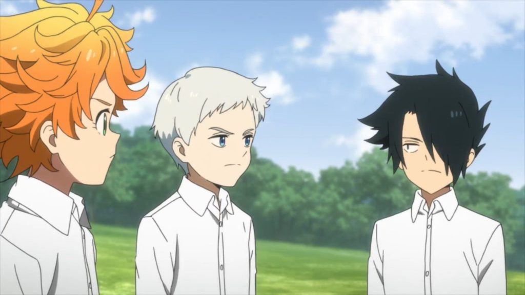 "291045"" Recap – The Promised Neverland 