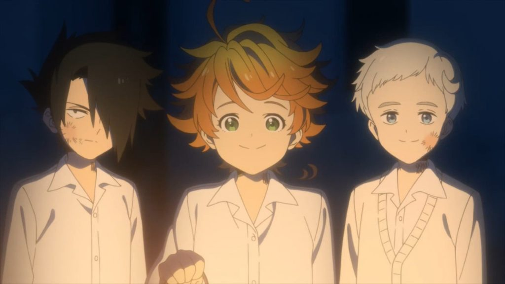 311045 Recap The Promised Neverland Overly Animated Anime Podcasts Podcast