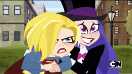 #ADVENTURESINBUNNYSITTING & #HATETRIANGLE Recap – DC Super Hero Girls
