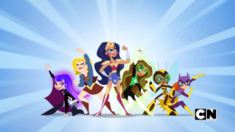 #BURRITOBUCKET & #MEETTHECHEETAH Recap – DC Super Hero Girls