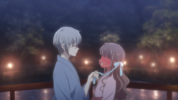 """This Is a Wonderful Inn"" Recap – Fruits Basket"