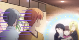 """She Said Don't Step on Them"" Recap – Fruits Basket"