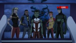 """First Impression"" & ""Early Warning"" Recap – Young Justice: Outsiders"