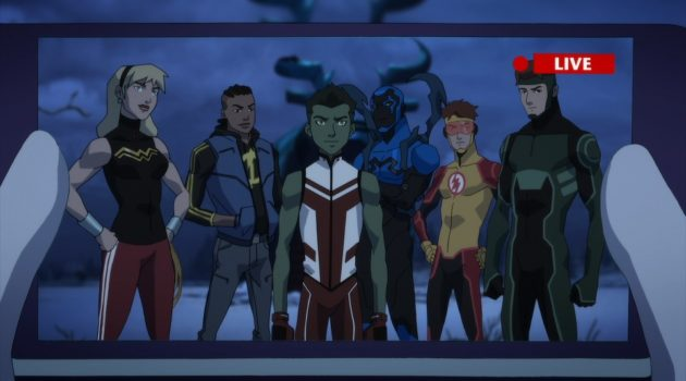 """""""First Impression"""" & """"Early Warning"""" Recap – Young Justice: Outsiders"""